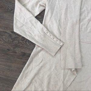 White House Black Market Sweaters - White House Black Market Midi Coverup Sweater